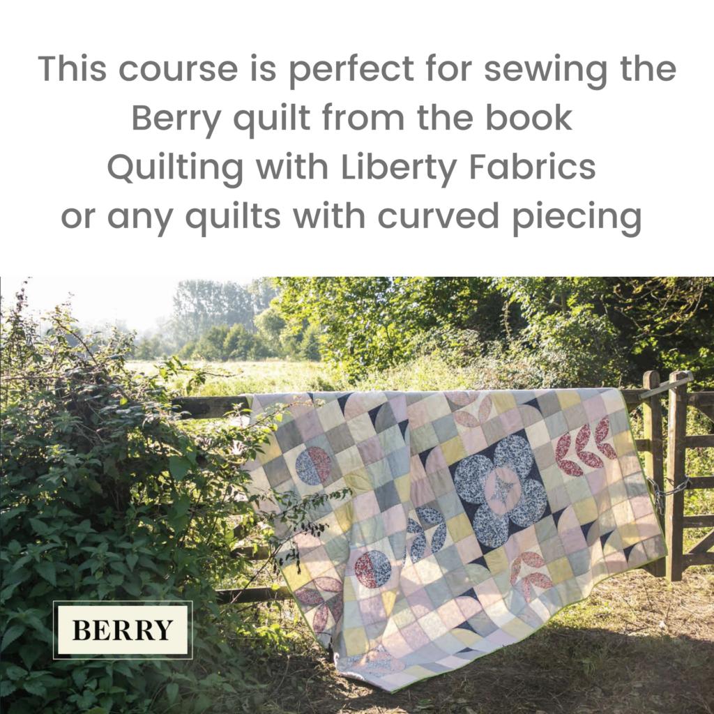 Berry Quilt